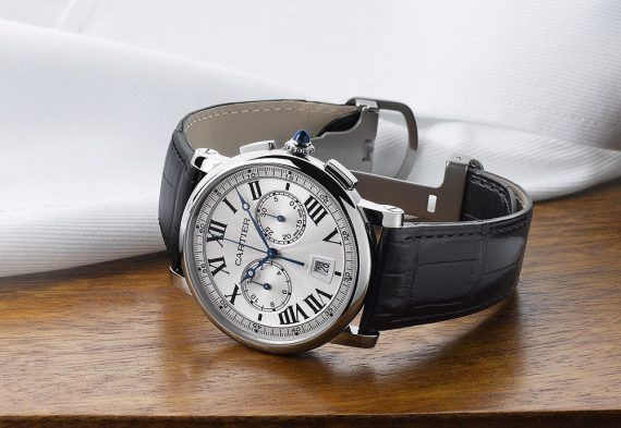 Cartier_Rotonde_de_cartier_Chrono_Replica_Watches