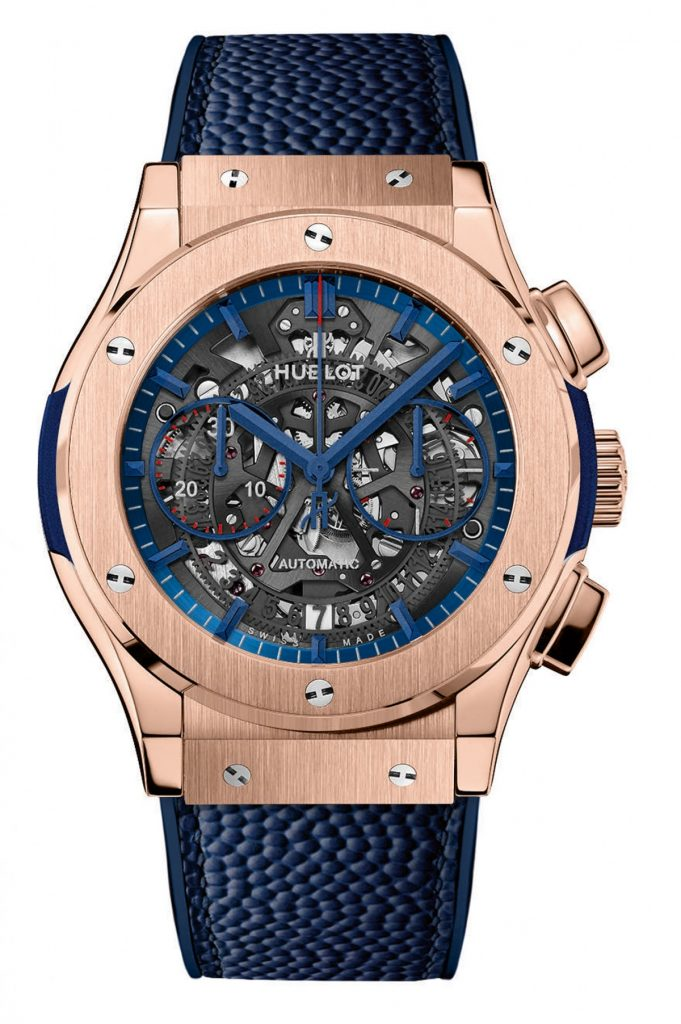 Gold Fake Hublot Watches