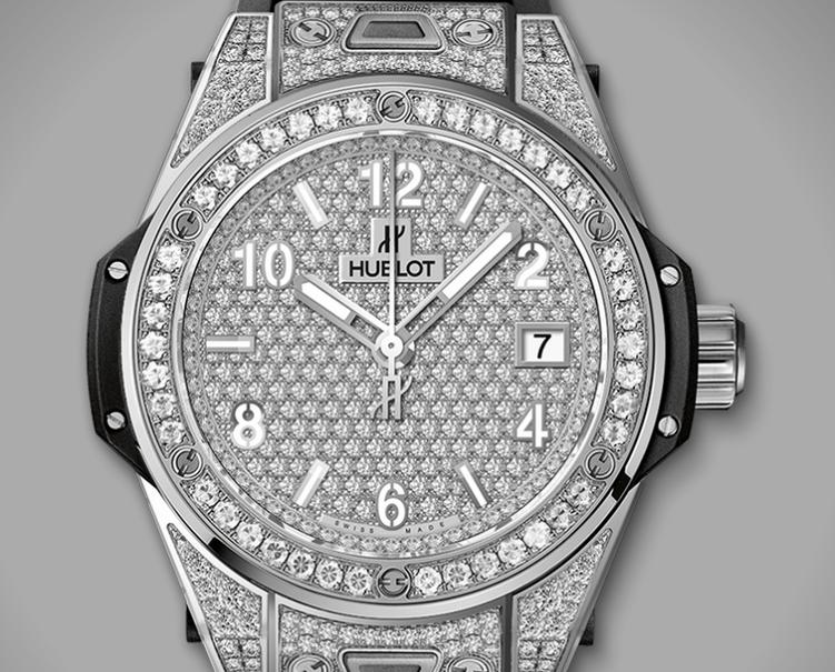 Hublot-Big-Bang-Diamond-Decoration-Replica