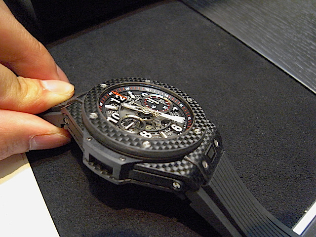 The unique and magnificent cases are made from solid carbon fiber materials.